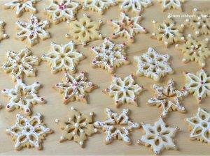 Imbieriniai sausainiai Snaigės