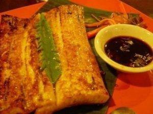 Su daržovėmis marinuotos žuvys