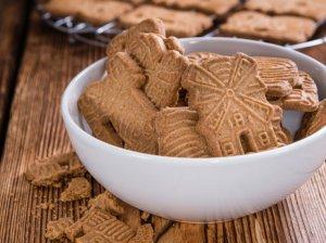 Belgiški Speculaas (Speculoos) sausainiai