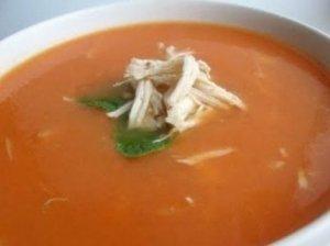 Vištienos krūtinėlės ir daržovių sriuba