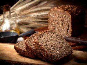 Naminė ruginė duona be mielių