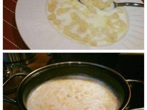 Pieniška kleckų sriuba - Zacirka