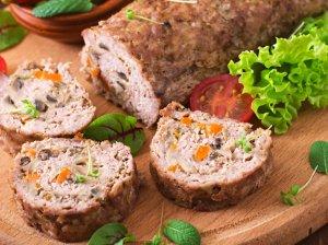 Maltos mėsos vyniotinis