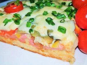 Pica keptuvėje