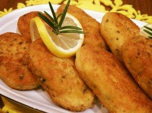 Bulvių kepsneliai su lašiša