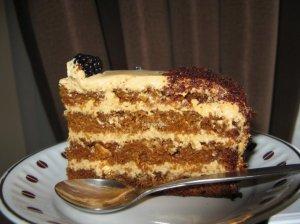 Pasakiškai skanus karamelinis tortas