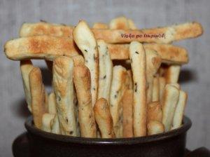 Duonos lazdelės