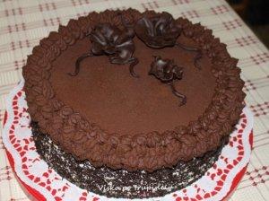 Šokoladinis ganašas kremas
