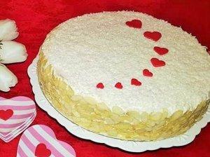 Biskvitinis tortas su maskarpone
