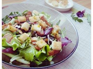 Gaivios salotos su šonine