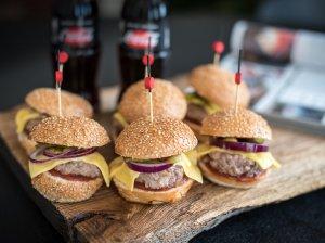 Mini burgeriukai
