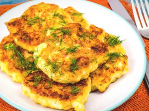 Virtų bulvių kotletai
