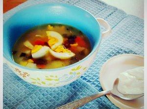 Kvapni rūgštynių sriuba