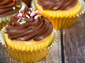 Šokoladinis kremas keksiukams tortui