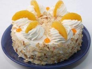 Persikų tortas