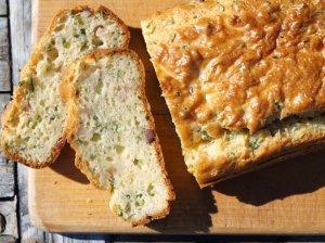Nesaldus picos keksas su sūriu