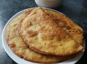 Tinginių čeburekai su tortilijomis