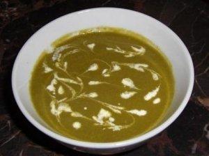 Rūgštynių sriuba - kremas