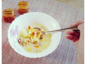 Vasariška voveraičių sriuba