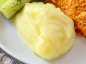 Dieviškai skani bulvių košė