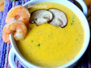 Trinta grybų sriuba