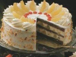 Tortas su kriaušėmis