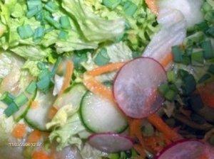 Lengvos ir gaivios salotos
