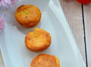 Braziliška sūrio duonelė keksiukai