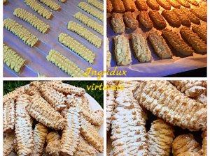 Kaimiški mėsmalės sausainiai