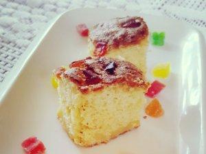 Minkštas cukinijų pyragas