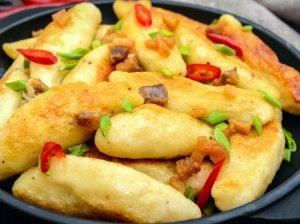 Orkaitėje kepti bulvinukai