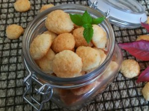 Greiti kokosiniai sausainiai