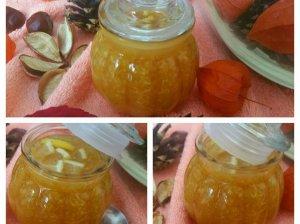 Imbieras su medumi ir citrina - imunitetui stiprinti