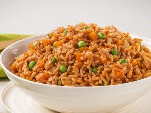 Meksikietiški ryžiai