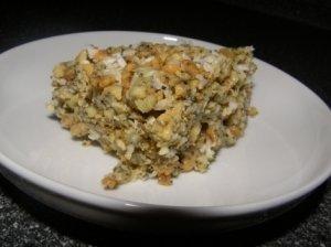 Saldus pyragas su aguonom