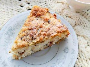 Trupininis pyragas su varške vengriškai