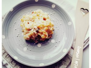 Bulvių ir žirnių apkepas