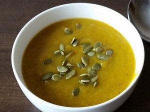 Trinta kreminė moliūgų sriuba