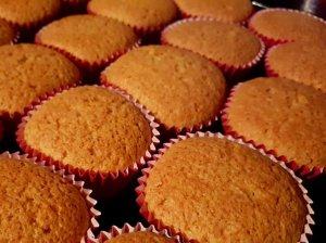 Greitai paruošiami keksiukai