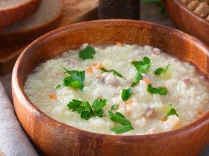 Kuleš sorų sriuba