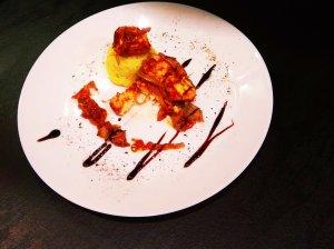 Varškės sūris indiškame padaže
