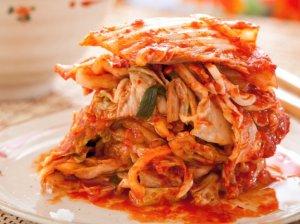 Kimchi - korėjietiškai rauginti kopūstai
