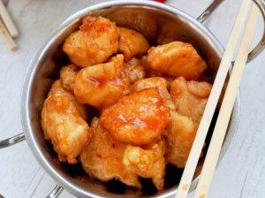 Traški vištiena kiniškai orkaitėje