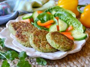 Brokolių ir sūrio kepsneliai