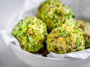 Brokolių ir sūrio kąsneliai