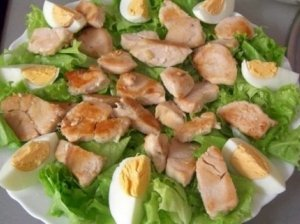 Kaimiškos salotos