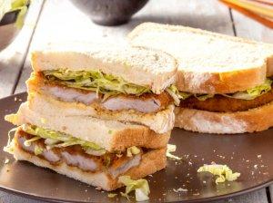 Katsu Sando - ypatingas japoniškas sumuštinis