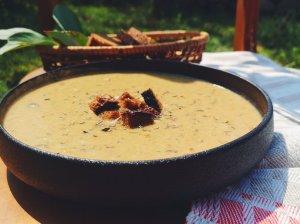 Trinta baravykų sriuba