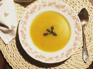 Trinta cukinijų sriuba - figūrai ir pasigardžiavimui