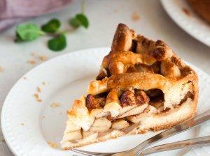 Olandiškas obuolių pyragas